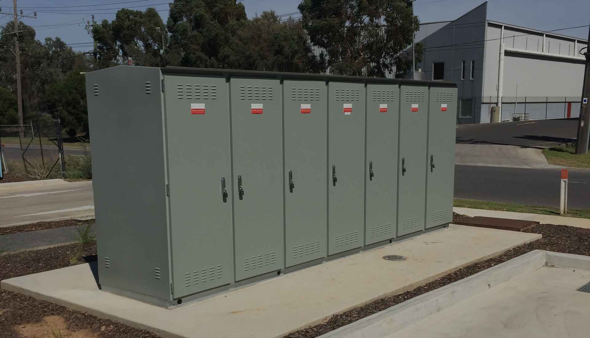 Industrial Electrical Projects